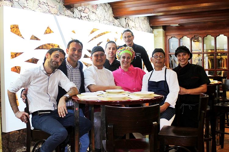 Restaurantes en Las Palmas, El Pote