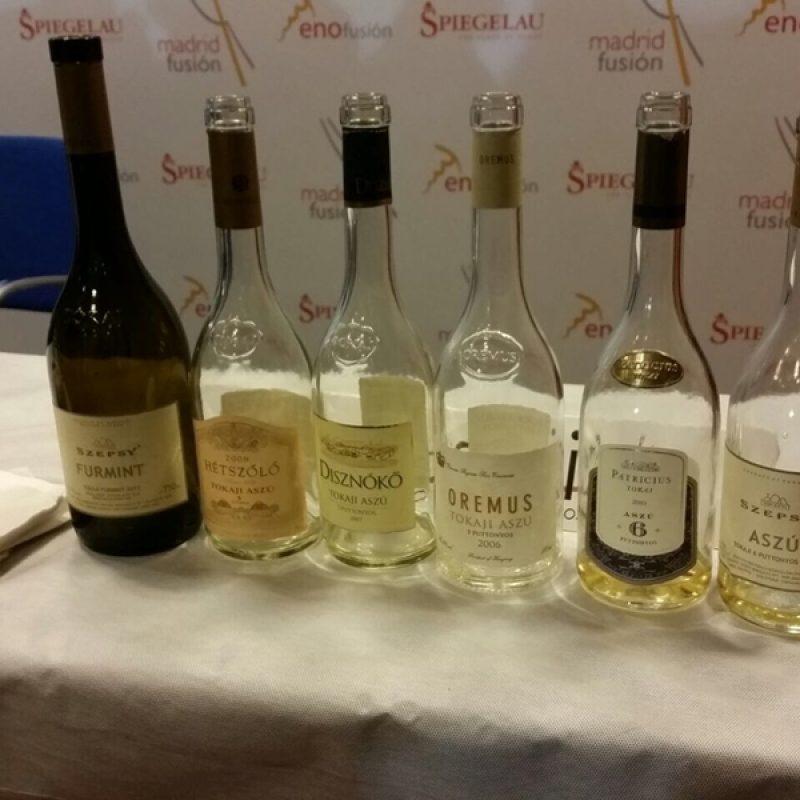 6 tipos de Tokaji, vino húngaro y uno de los mejores del mundo